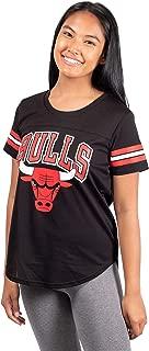 Ultra Game NBA Women's Soft Mesh Jersey Tee Shirt