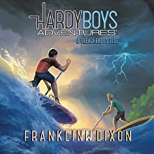 A Treacherous Tide: Hardy Boys Adventures, Book 21