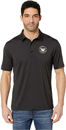 Washington Huskies Solid Polo