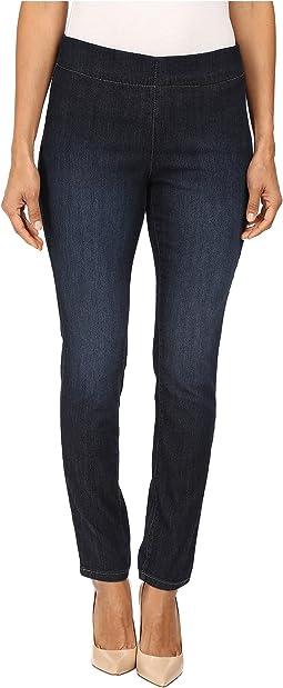 NYDJ Petite - Petite Poppy Pull-On Leggings Jeans in Hollywood Wash