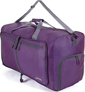 JETPAL Spacious Foldable Duffel Bag - Choose Your Size