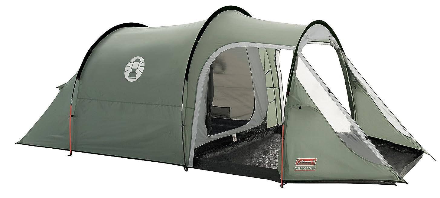 破壊的な怠モザイクColeman(コールマン) Coastline 3 Plus 3 Person Tent 並行輸入品