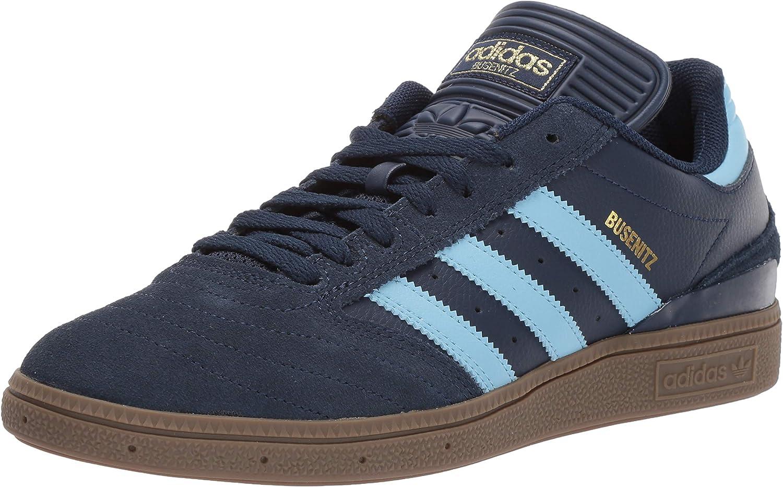 Adidas Originals Hommes's Busenitz, Collegiate Navy Clear bleu Gum, 8 M US