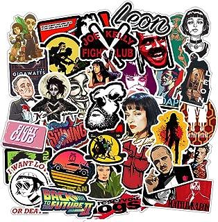 MINRAIN USA Classic Movie Character Stickers Cartoon Laptop Stickers Cute Girl Vinyl Sticker Computer Car Skateboard Motor...