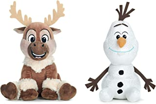 "Disney Frozen 2 - Pack 2 Peluches 11'81""/30cm Olaf y"