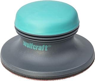 Wolfcraft 5894000 1 ytslip 2K-Plus med självhäftande slipsystem för snabb slipning Ø 125