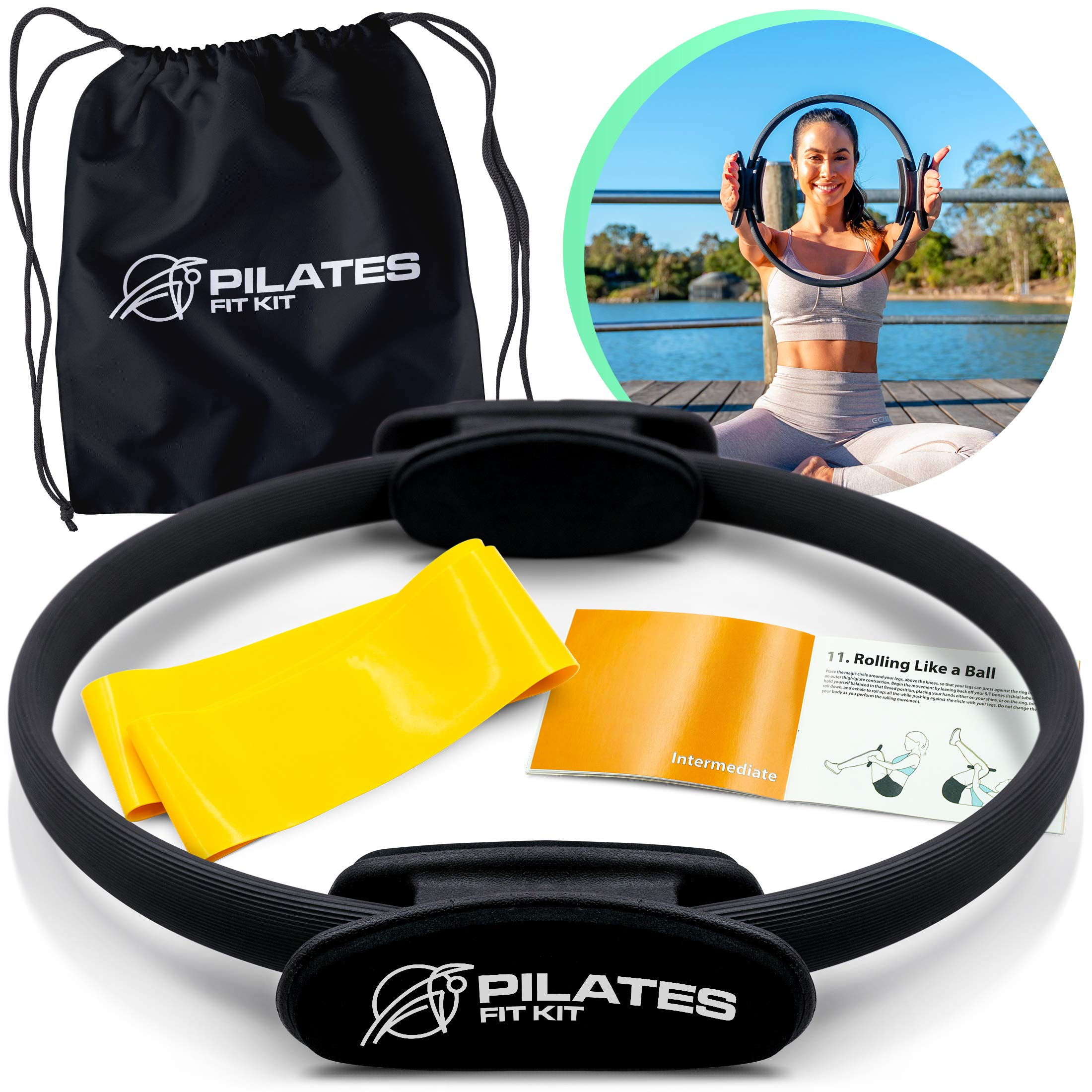 Pilates FITKIT Magic Circle Ring