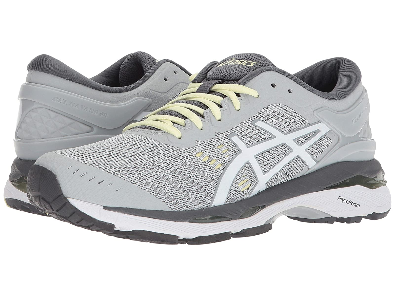 ASICS GEL-Kayano® 24Atmospheric grades have affordable shoes