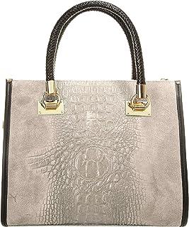 Cluty Handtasche Echt Leder Damen - 017787