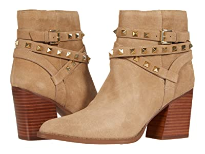 Steve Madden Cala Dress Bootie (Tan Suede) Women
