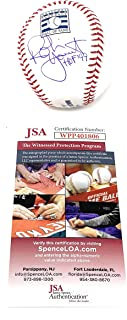 Robin Yount Milwaukee Brewers Signed Autograph Official HALL OF FAME MLB Baseball Inscribed HOF JSA Witnessed Certified