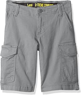 LEE Boys' Extreme Comfort Rover Cargo Short