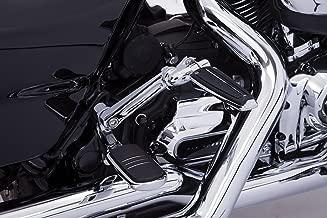 Adjustable Passenger Comfort Peg Mounts (Chrome) for Harley Davidson 93-up Harley-Davidson Touring models, Tri Glide & Freewheeler