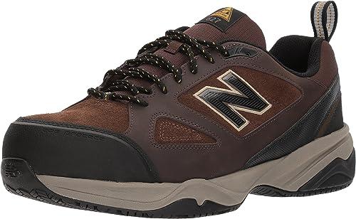 New Balance Men& 039;s 627v2 Work Training schuhe, braun, 9 D US