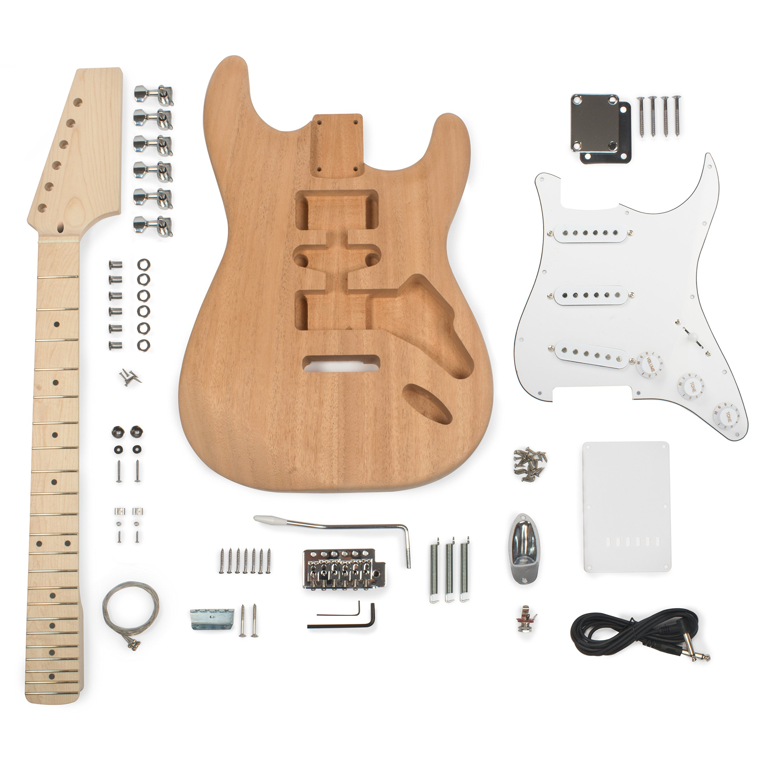 Cheap StewMac Build Your Own S-Style Electric Guitar Kit Black Friday & Cyber Monday 2019