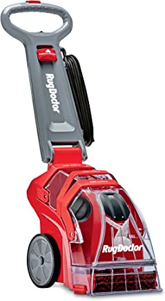 Rug Doctor Deep Carpet Cleaner; Powerful, Portable Upright Deep Carpet Cleaning Machine Includes Upholstery Tool With Motorized Brush for Use on Carpet, High Traffic Areas, Stairs, Upholstery, Rugs