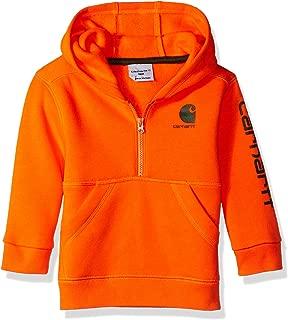 Carhartt Baby Boys' Long Sleeve Sweatshirt