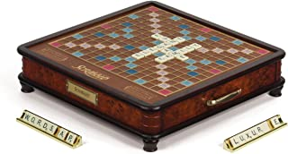 Wooden Scrabble Luxury Edition