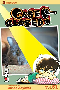 Case Closed, Vol. 51: The Cat Who Read Japanese