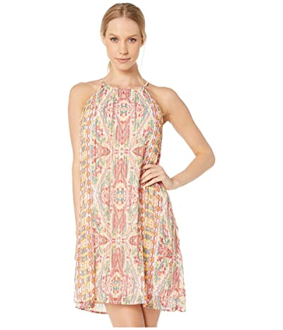 BCBGeneration Pleated Mini Dress TGJ6215229 (Multi) Women