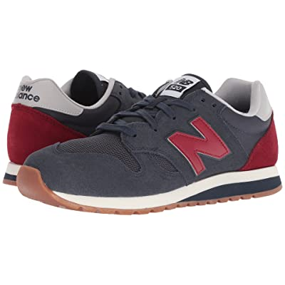 New Balance Classics U520v1 (Outerspace/Scarlet) Athletic Shoes