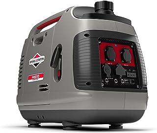 comprar comparacion Briggs and Stratton 30698 Generador Inversor Portátil de Gasolina P2200, Gris, Medium