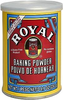Royal Baking Powder - 8.1 oz can (2)