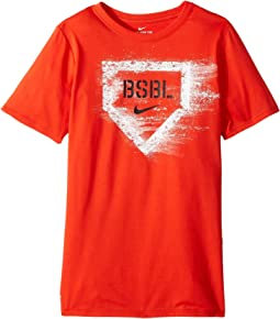 Nike Kids Dry Baseball Training T-Shirt (Little Kids/Big Kids)