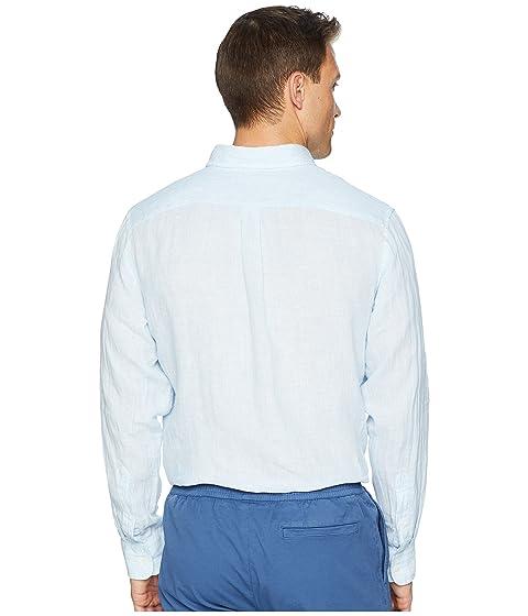 Vineyard Vines Town Classic Linen Stripe Cooper's Shirt Tucker xxUwqprBzd