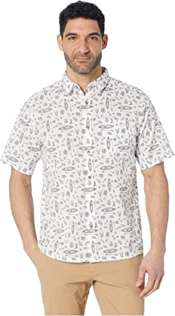 Adventurist Signature Print Shirt