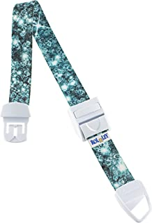 ROLSELEY Profesional Quick and Slow Release Medical Nurse Tourniquet with Sparkling Crystals Pattern