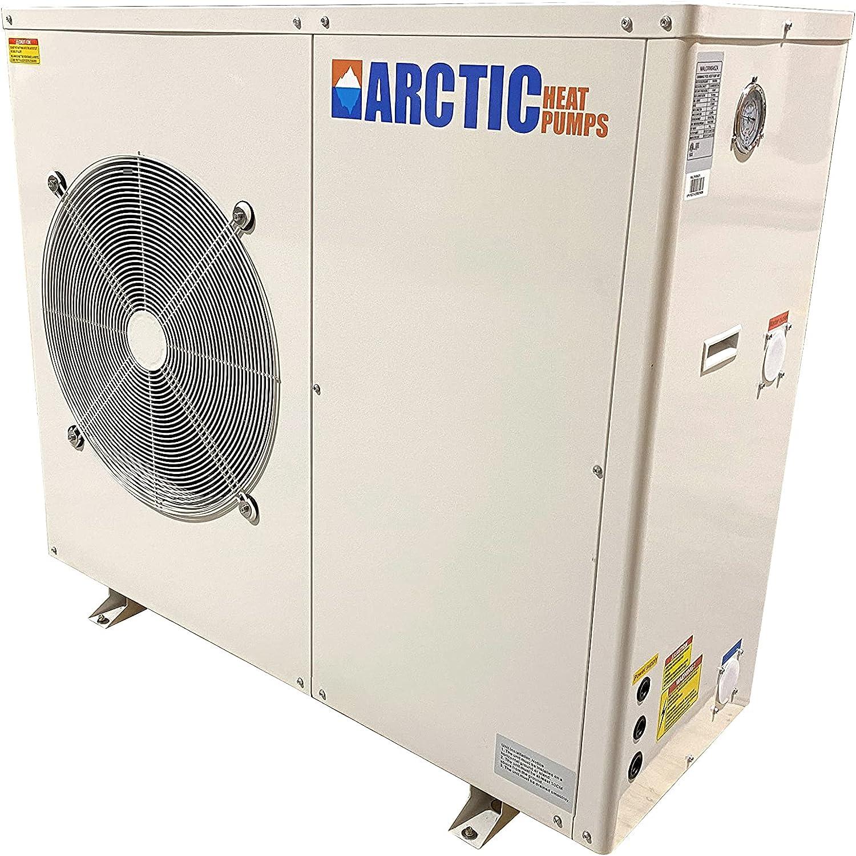 Northern Phoenix Mall Lights Group Arctic Max 46% OFF Titanium Pump Poo for Heat Swimming