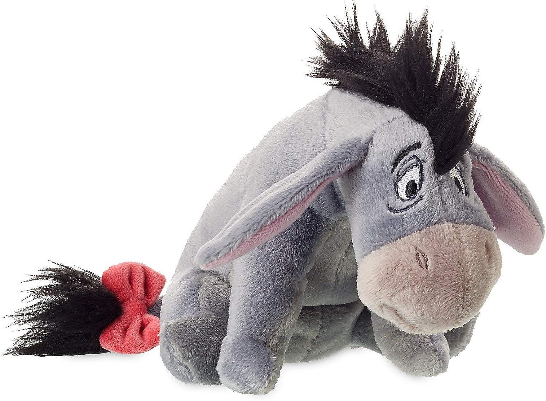 Eeyore Mini Bean Bag Plush 9 Inch Disney Winnie The Pooh for sale online
