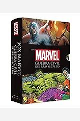 Box Marvel: Guerra Civil e Guerras Secretas (Portuguese Edition) Kindle Edition
