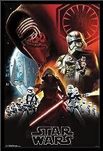 Star Wars A Force Awakens Poster 60 x 90 cms
