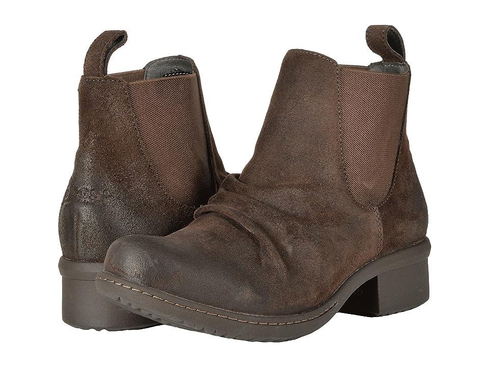 Bogs Auburn Slip-On (Dark Brown) Women