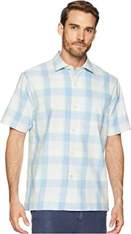 Poza Rica Plaid Camp Shirt