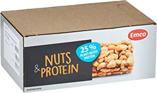 Emco Peanut Butter Nuts And Protein Bar,40 gm x 20