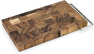 Ironwood Gourmet 28196 Acacia Wood Cheese Slicer, 9.25 x 14.75