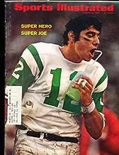 1969 1/20 Joe Namath Jets superbowl complete Sports Illustrated si1