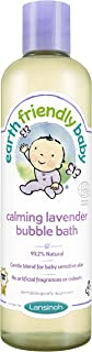 Earth Friendly Baby Kids Bubble Bath Kids Calming Lavender 300 ml Ecocert