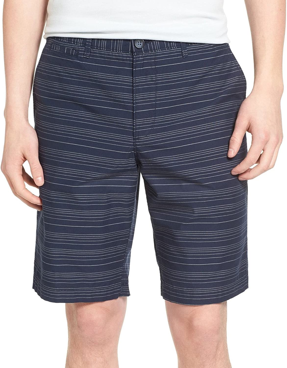 Original Penguin Men's Horizontal Micro At the price Dark Shorts Clearance SALE Limited time 10