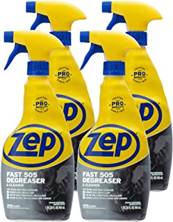 Zep Fast 505 Cleaner & Degreaser 32 Ounces ZU50532 (case of 4)