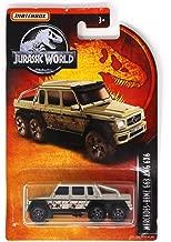 Matchbox Jurassic World Mercedes-Benz G63 AMG 6x6