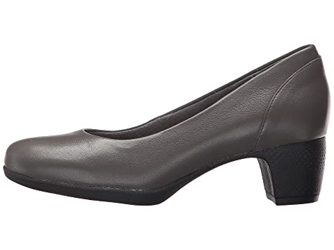 Really Cheap Price Buy Cheap Great Deals SoftWalk Imperial II Dark Grey Professional Leather Outlet For Cheap DJfitFtC