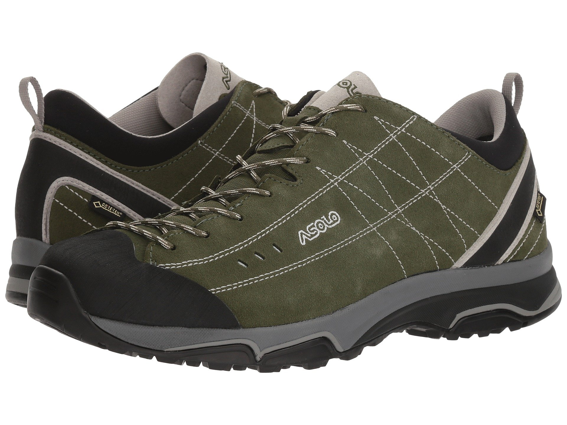 Fq55fwb Silver Green Rifle Sneakers Nucleon Athletic Asolo Shoes Gv Amp; BedxoC