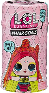 L.O.L. Surprise- Series 5-2A Hairgoals Doll, Multicolor,