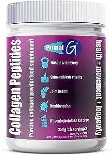 PrimalG Premium Pork Collagen Peptides Protein Powder
