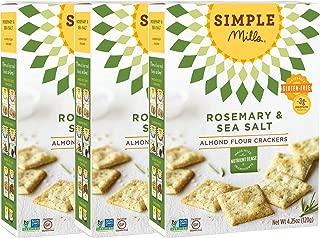 rosemary crostini crackers