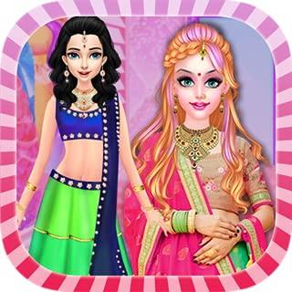 Indian Wedding Bride Dress up & Makeover
